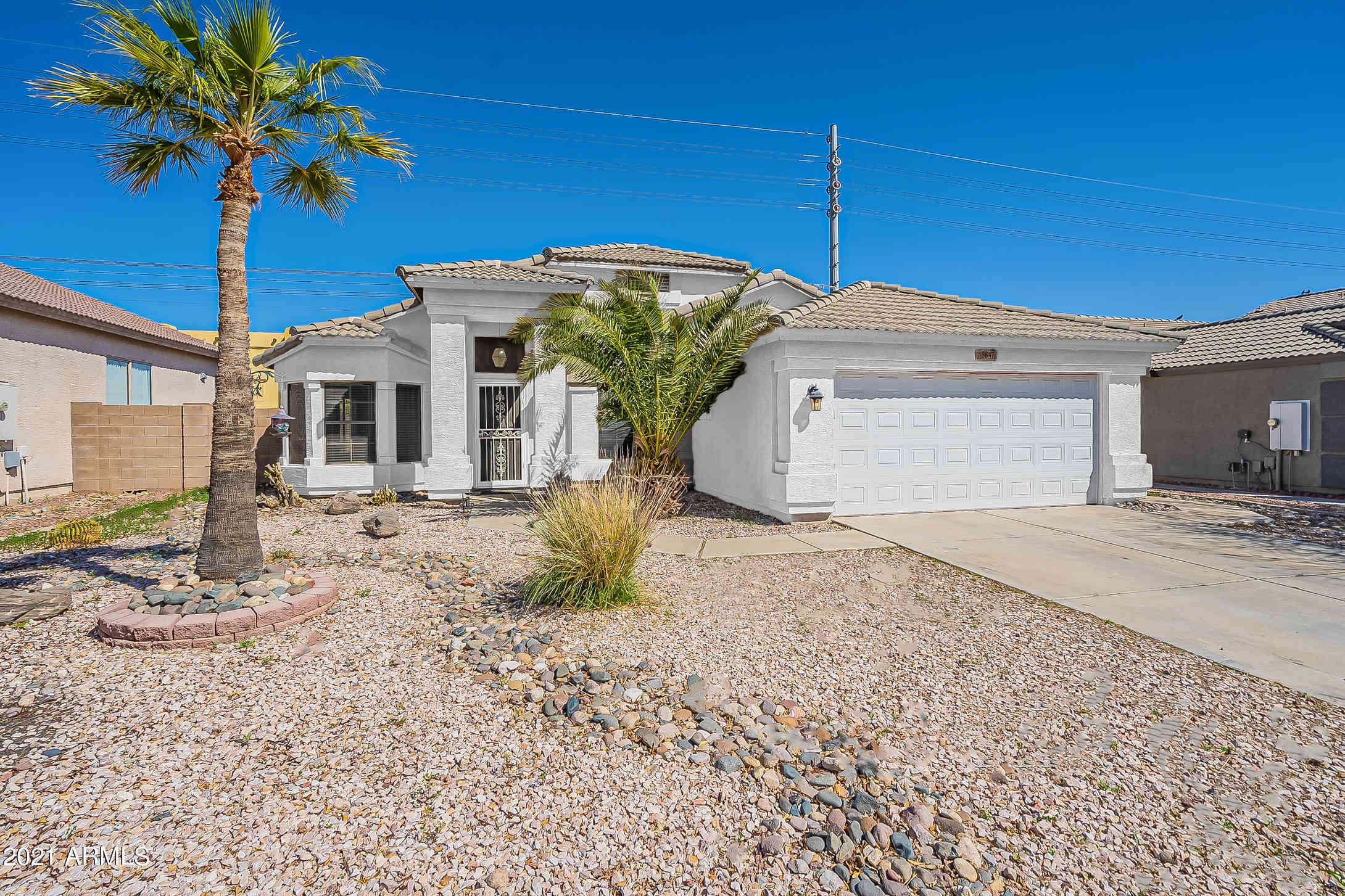 15847 N GIL BALCOME Street, Surprise, AZ, 85374,