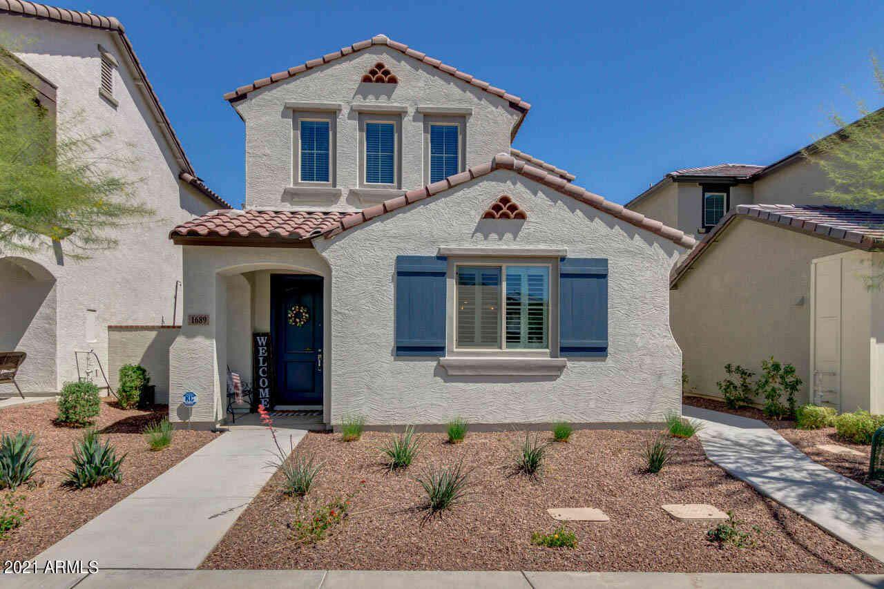 1689 N MARKETSIDE Avenue, Buckeye, AZ, 85396,