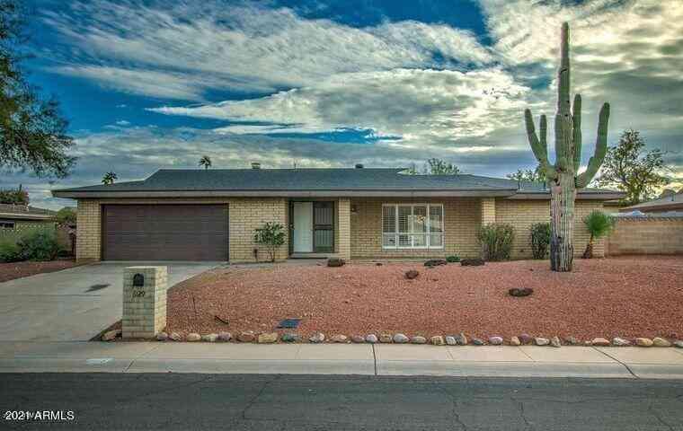 6129 E EDGEMONT Avenue, Scottsdale, AZ, 85257,
