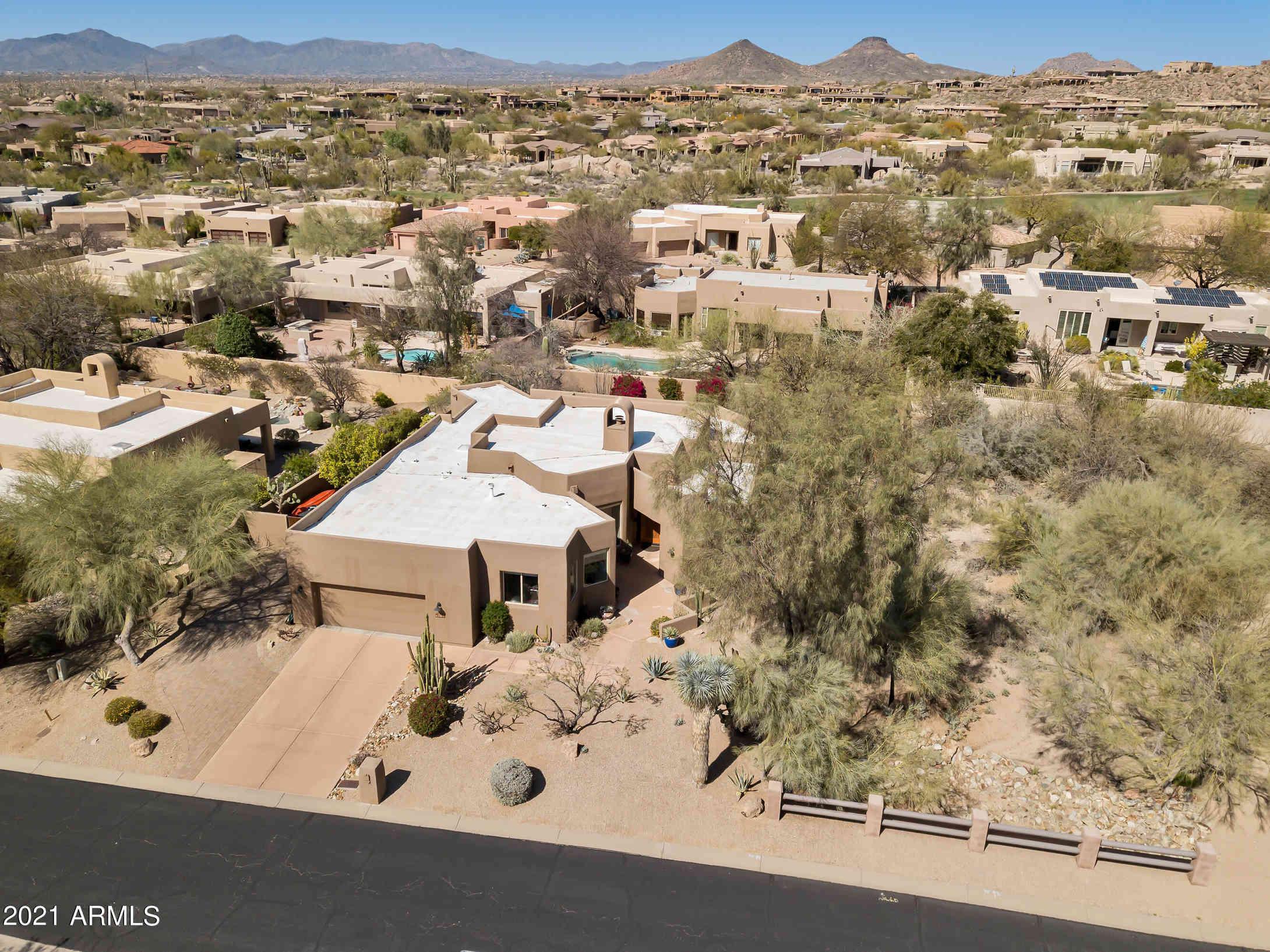9828 E Gamble Lane, Scottsdale, AZ, 85262,