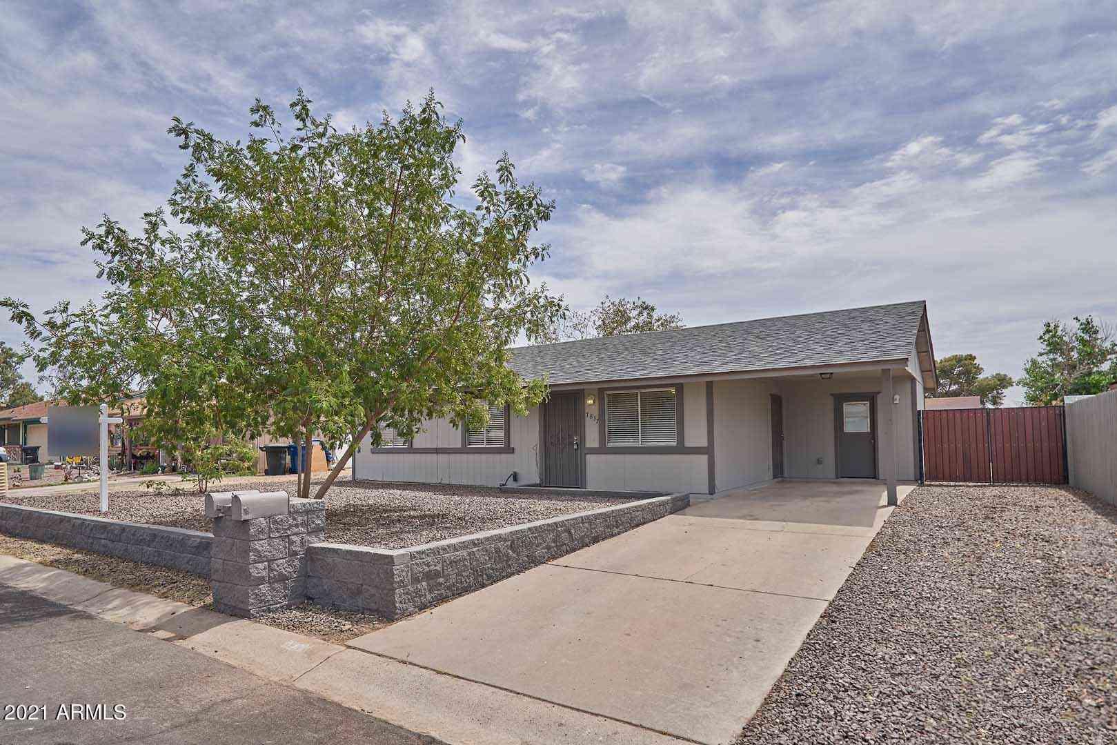 7837 E Garnet Avenue, Mesa, AZ, 85209,