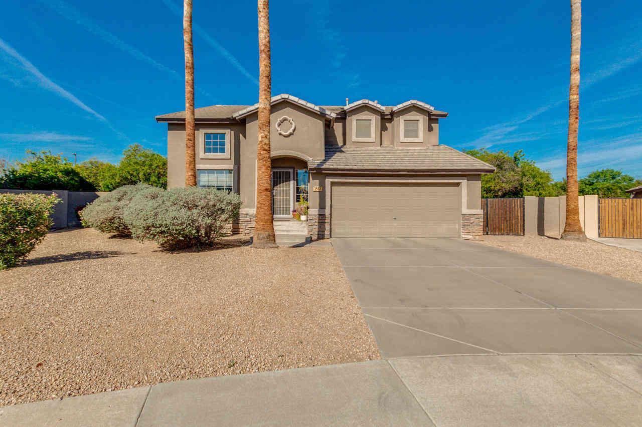 1817 E SAGEBRUSH Street, Gilbert, AZ, 85296,