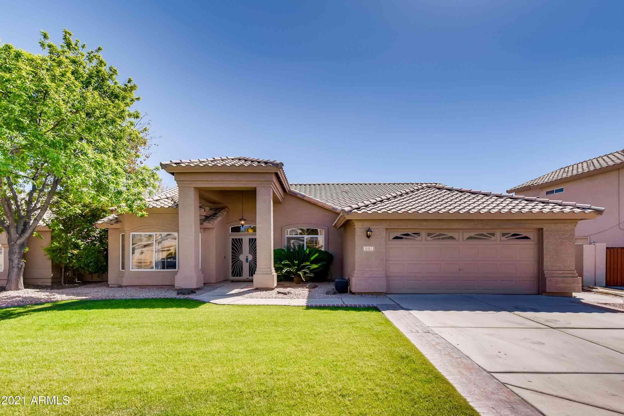 881 W HORSESHOE Avenue, Gilbert, AZ, 85233,