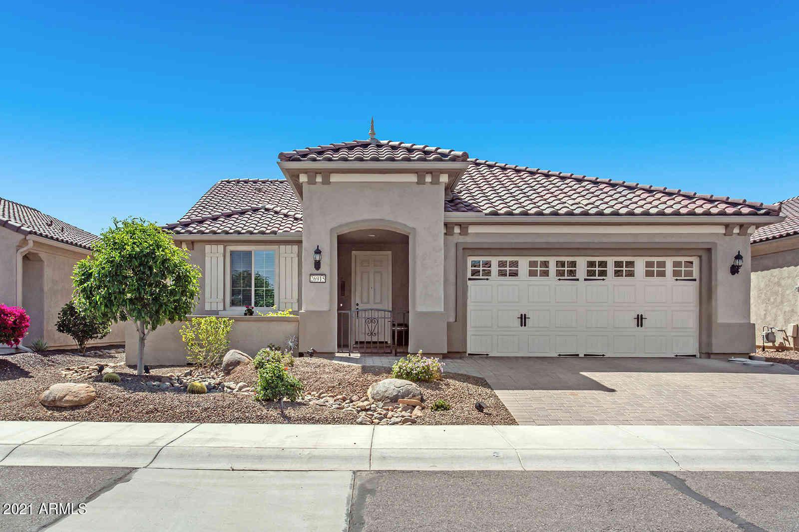 26915 W PIUTE Avenue, Buckeye, AZ, 85396,