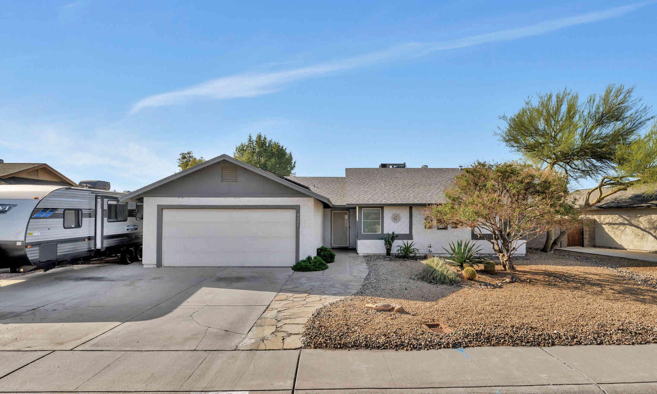 6121 W EVANS Drive, Glendale, AZ, 85306,