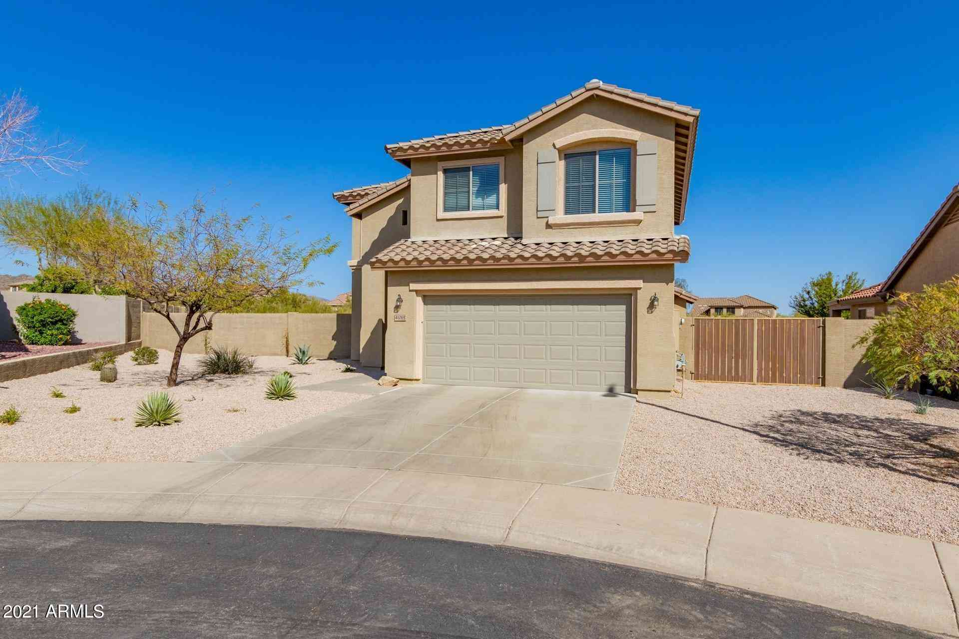 41015 N CITRUS CANYON Trail, Anthem, AZ, 85086,