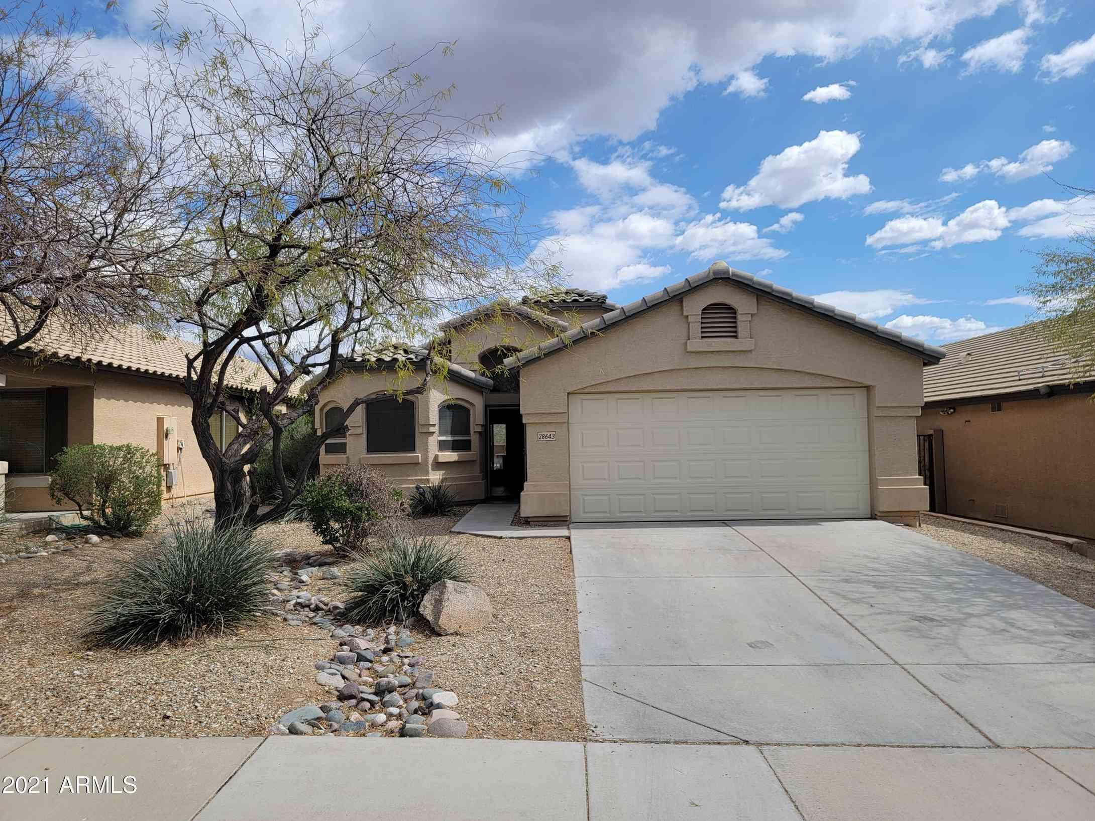 28643 N NOBEL Road, Phoenix, AZ, 85085,