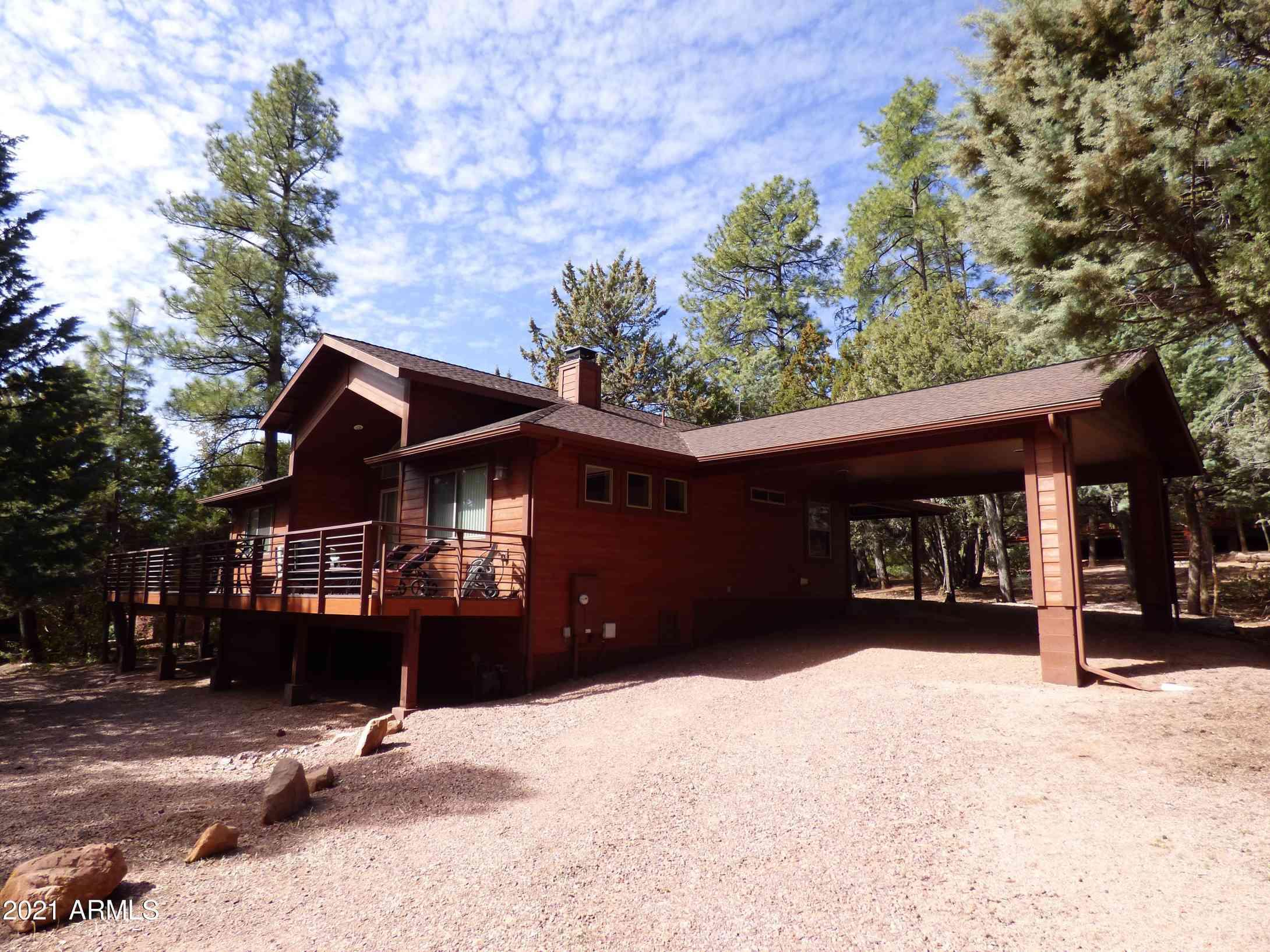 4488 N Meadow Way, Pine, AZ, 85544,