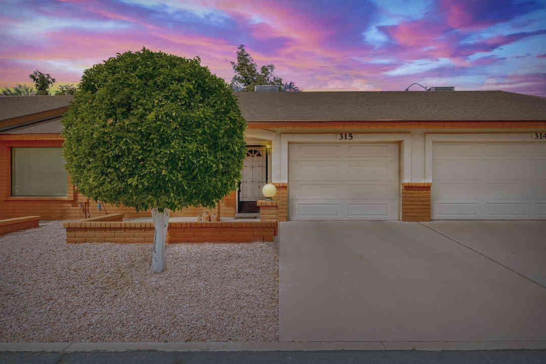 8020 E KEATS Avenue #315, Mesa, AZ, 85209,