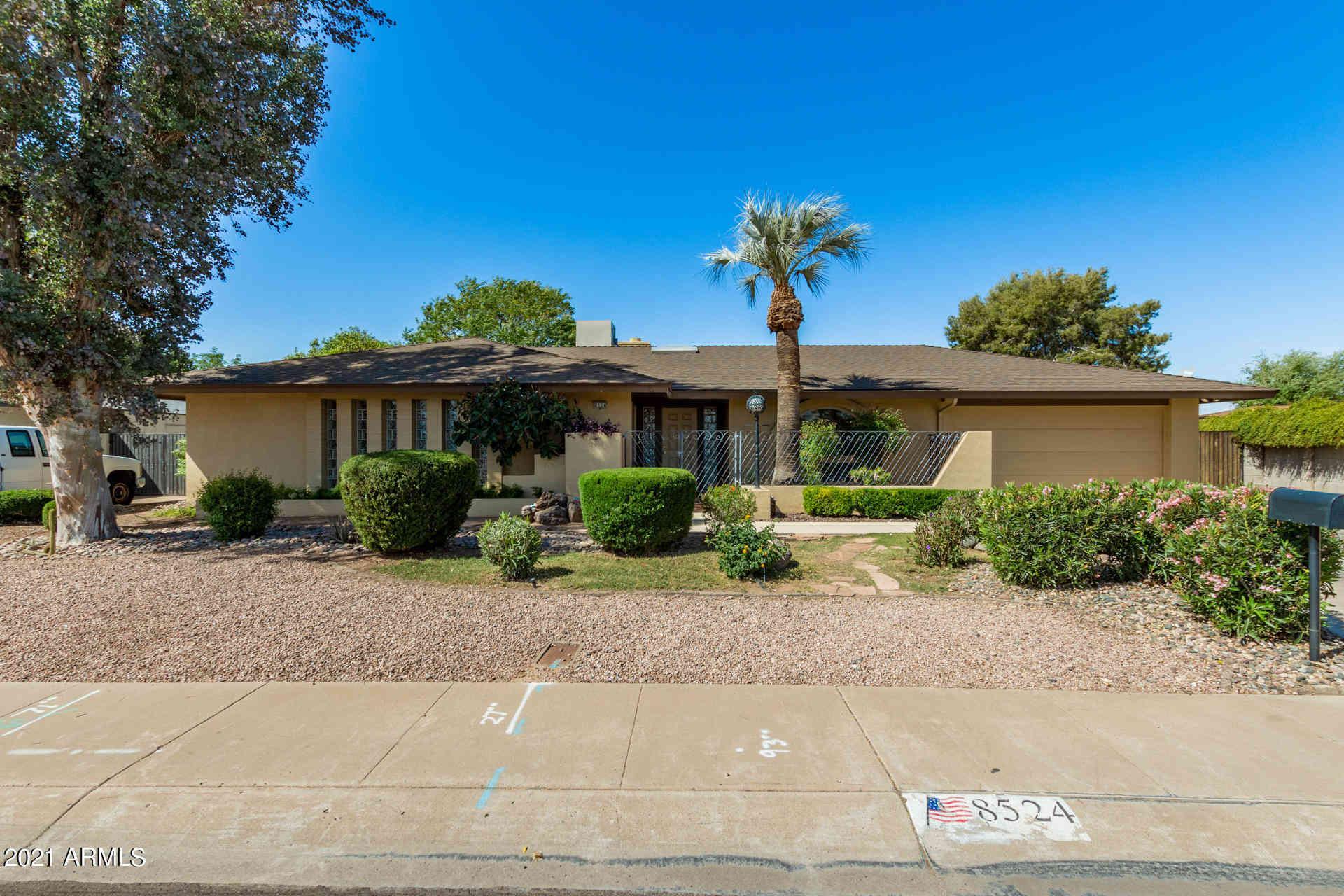 8524 N 45TH Avenue, Glendale, AZ, 85302,