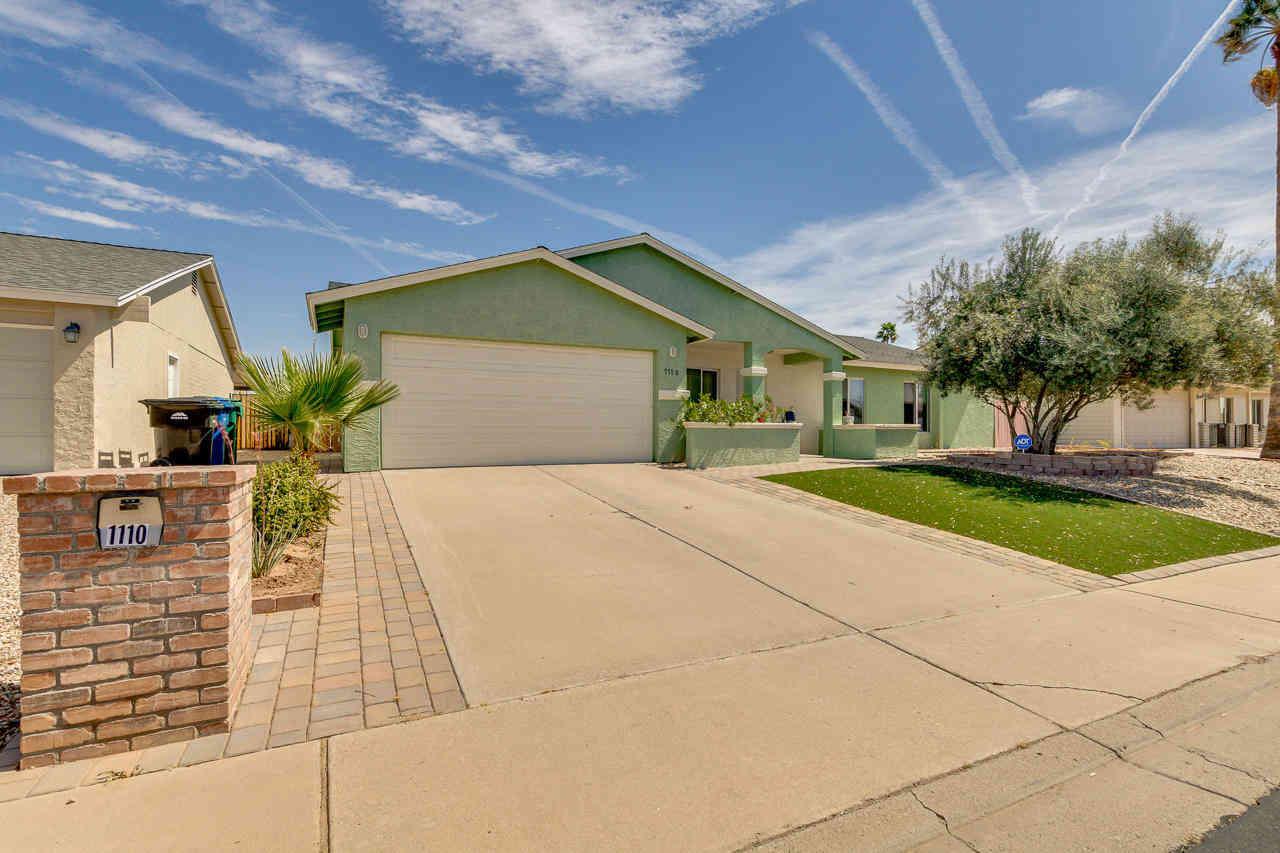 1110 W LAGUNA AZUL Avenue, Mesa, AZ, 85210,