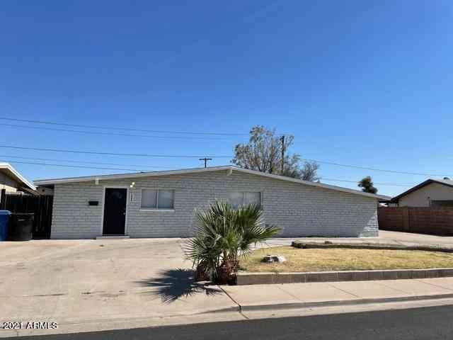 1645 W 7TH Place, Mesa, AZ, 85201,