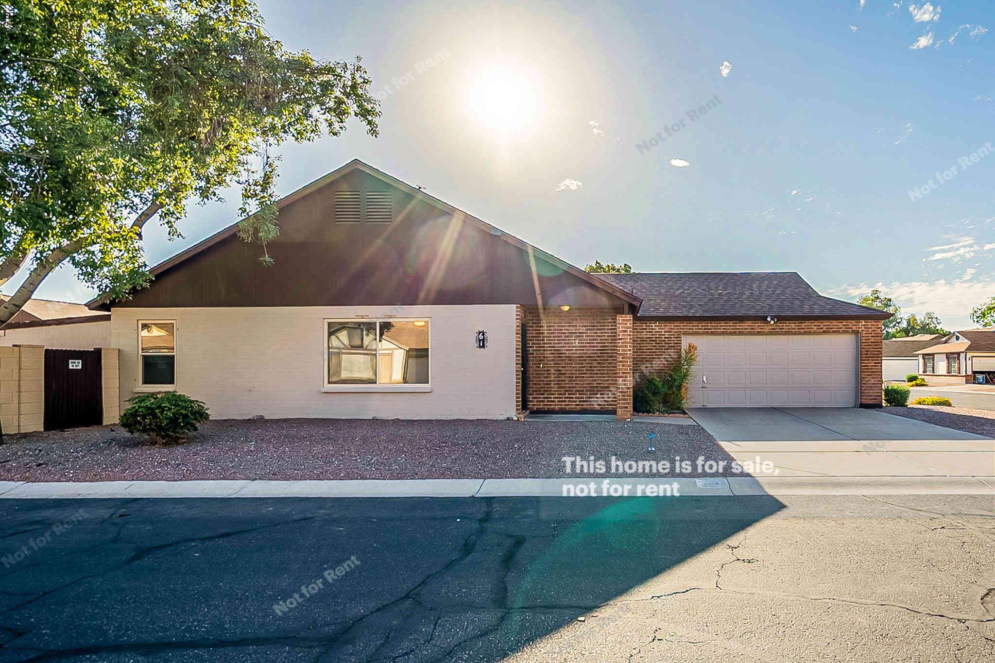 1111 N 64TH Street #61, Mesa, AZ, 85205,