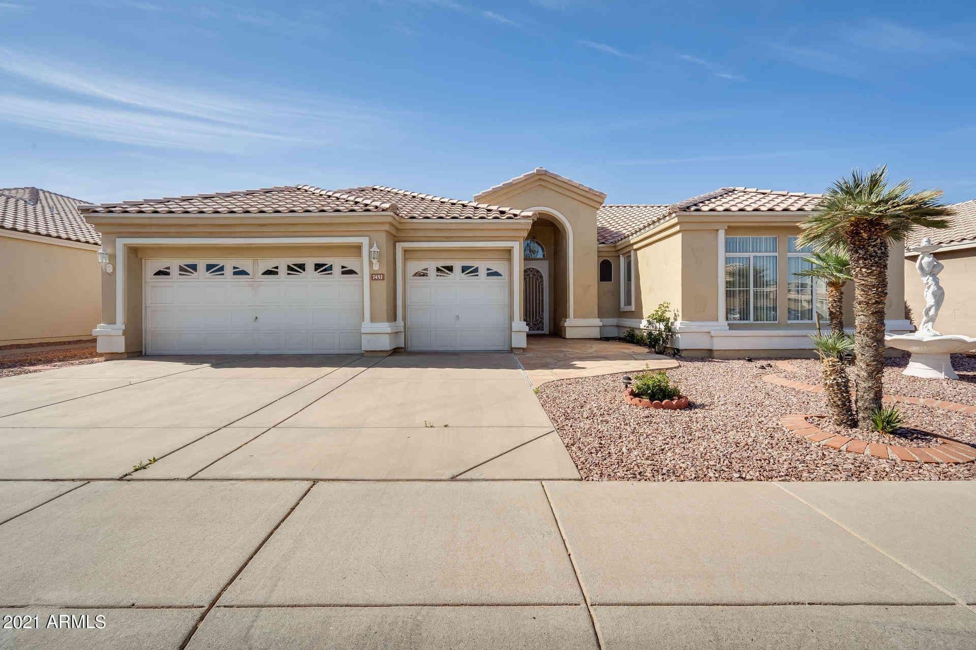 7451 W VIA DE LUNA Drive, Glendale, AZ, 85310,