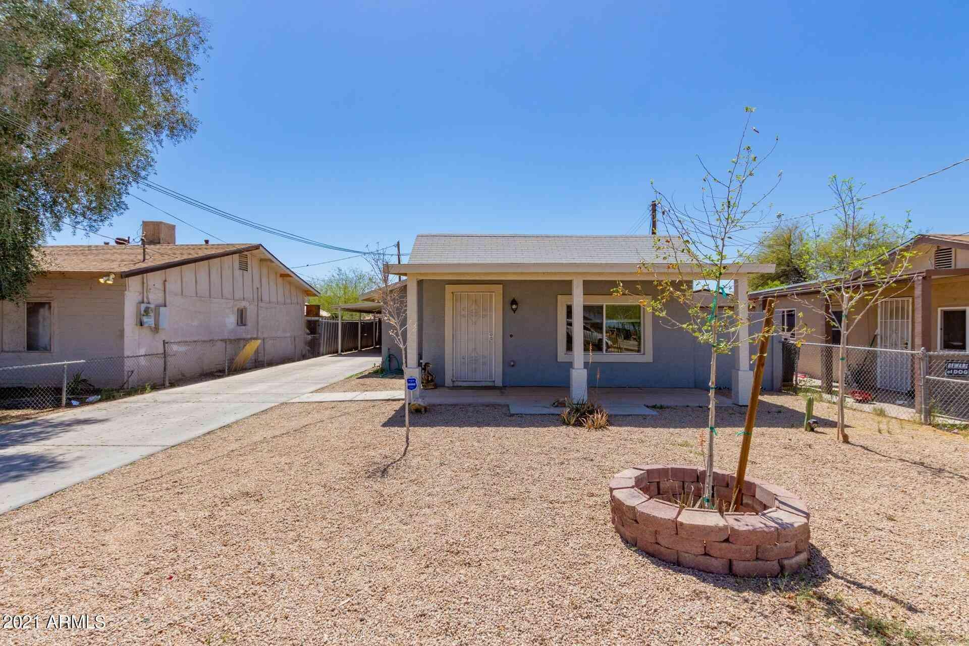 345 W TAMARISK Street, Phoenix, AZ, 85041,