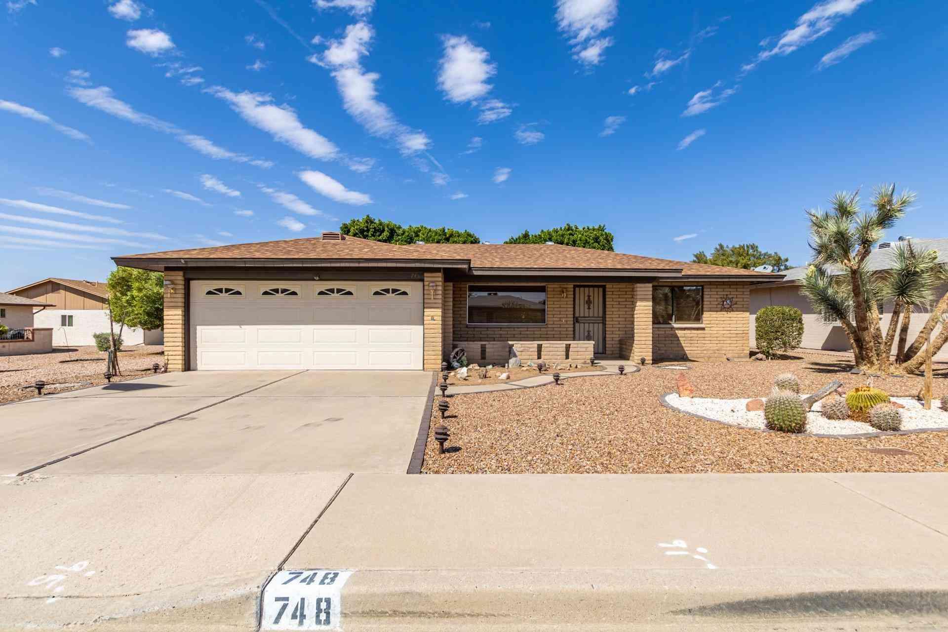 748 N 66TH Way, Mesa, AZ, 85205,