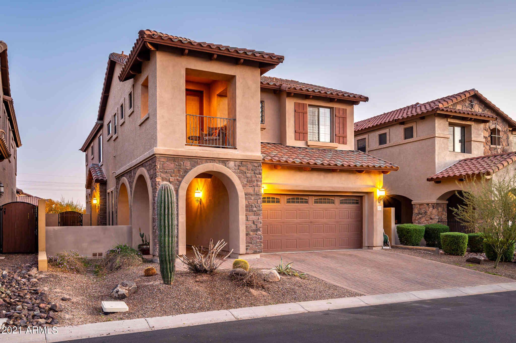 8525 E INDIGO Street, Mesa, AZ, 85207,