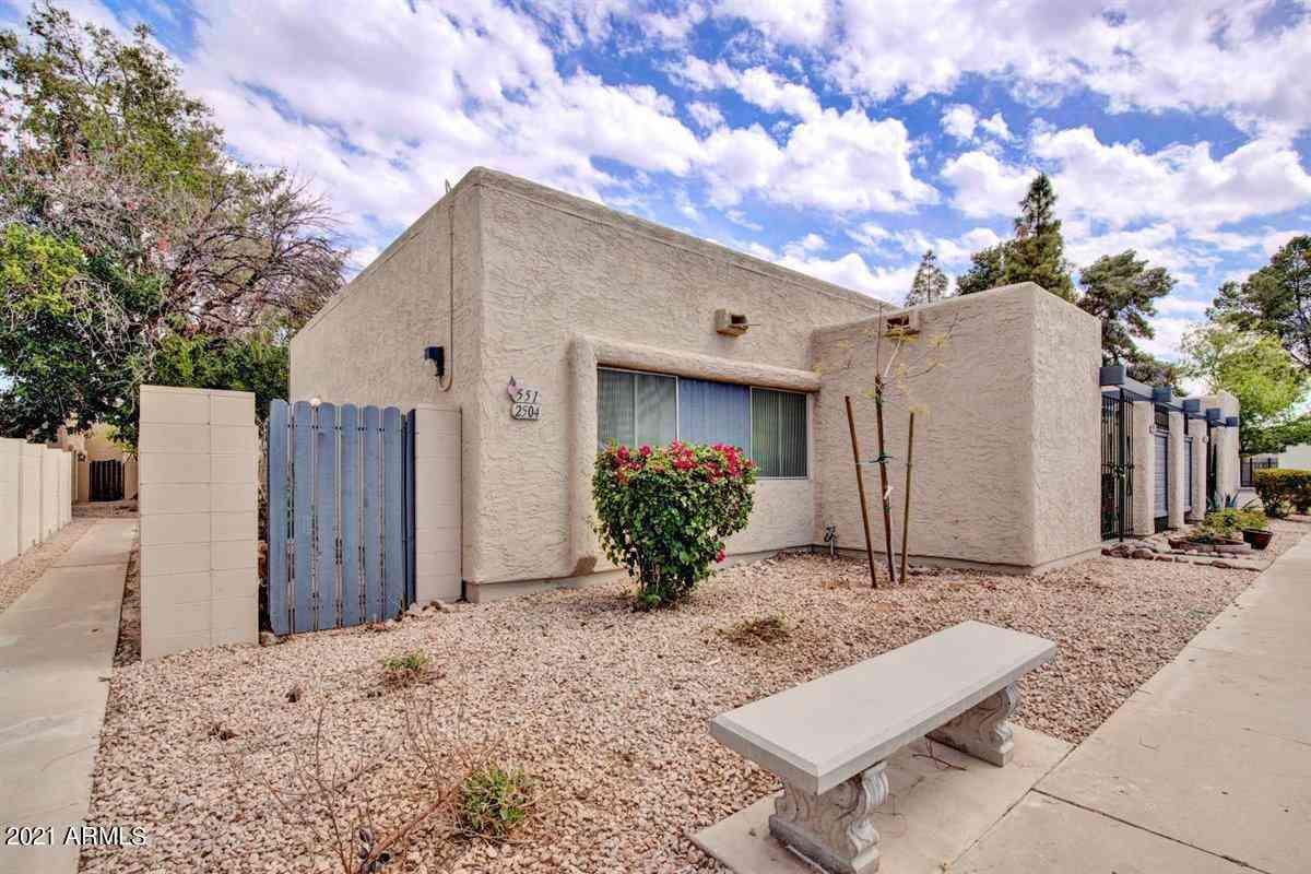 551 S ALLRED Drive, Tempe, AZ, 85281,