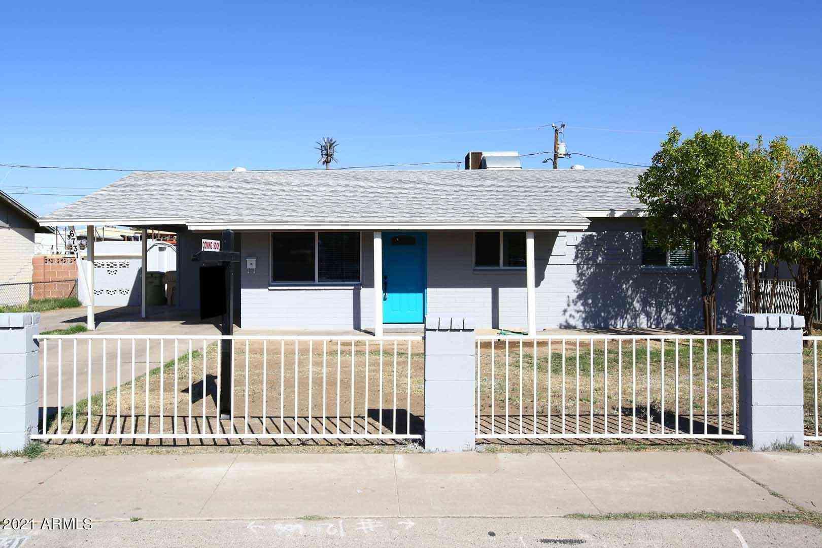 6731 N 53RD Avenue, Glendale, AZ, 85301,