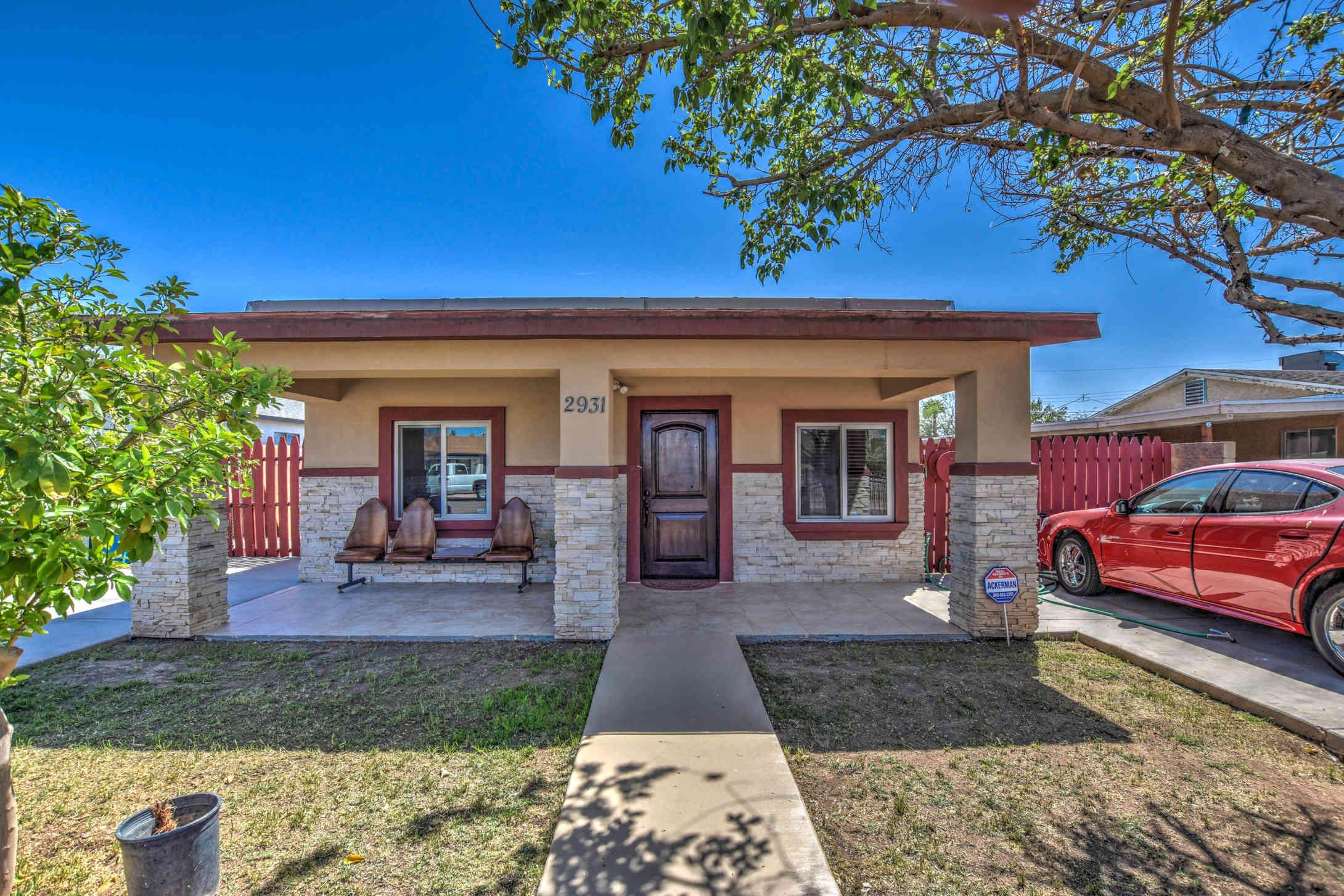 2931 W MONTE VISTA Road, Phoenix, AZ, 85009,