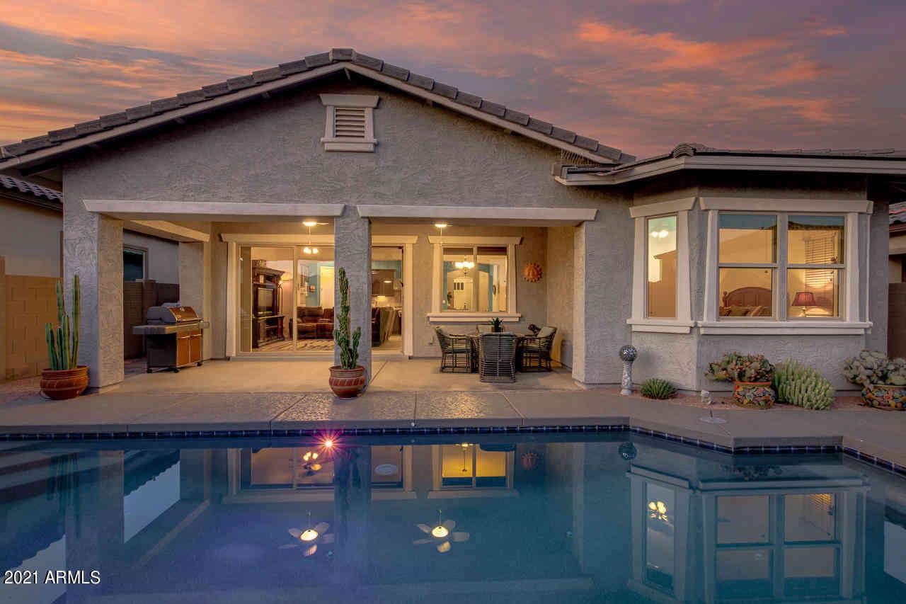 20553 W CARLTON MANOR Manor, Buckeye, AZ, 85396,