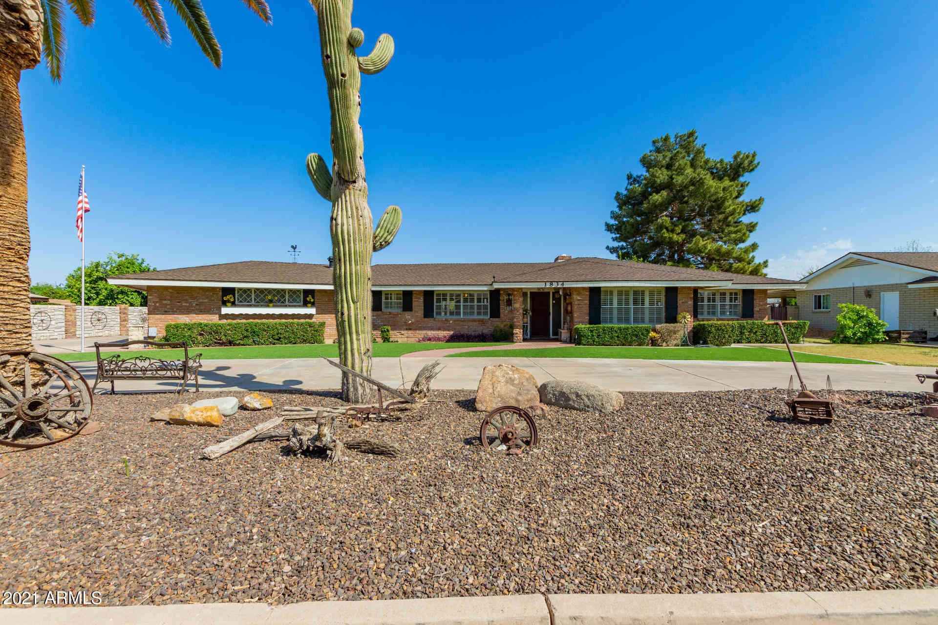 1834 E GLENCOVE Street, Mesa, AZ, 85203,