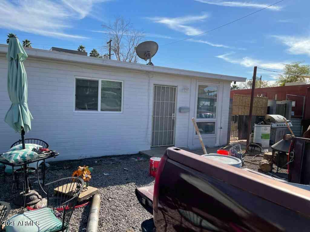 2809 W MONTEROSA Street, Phoenix, AZ, 85017,
