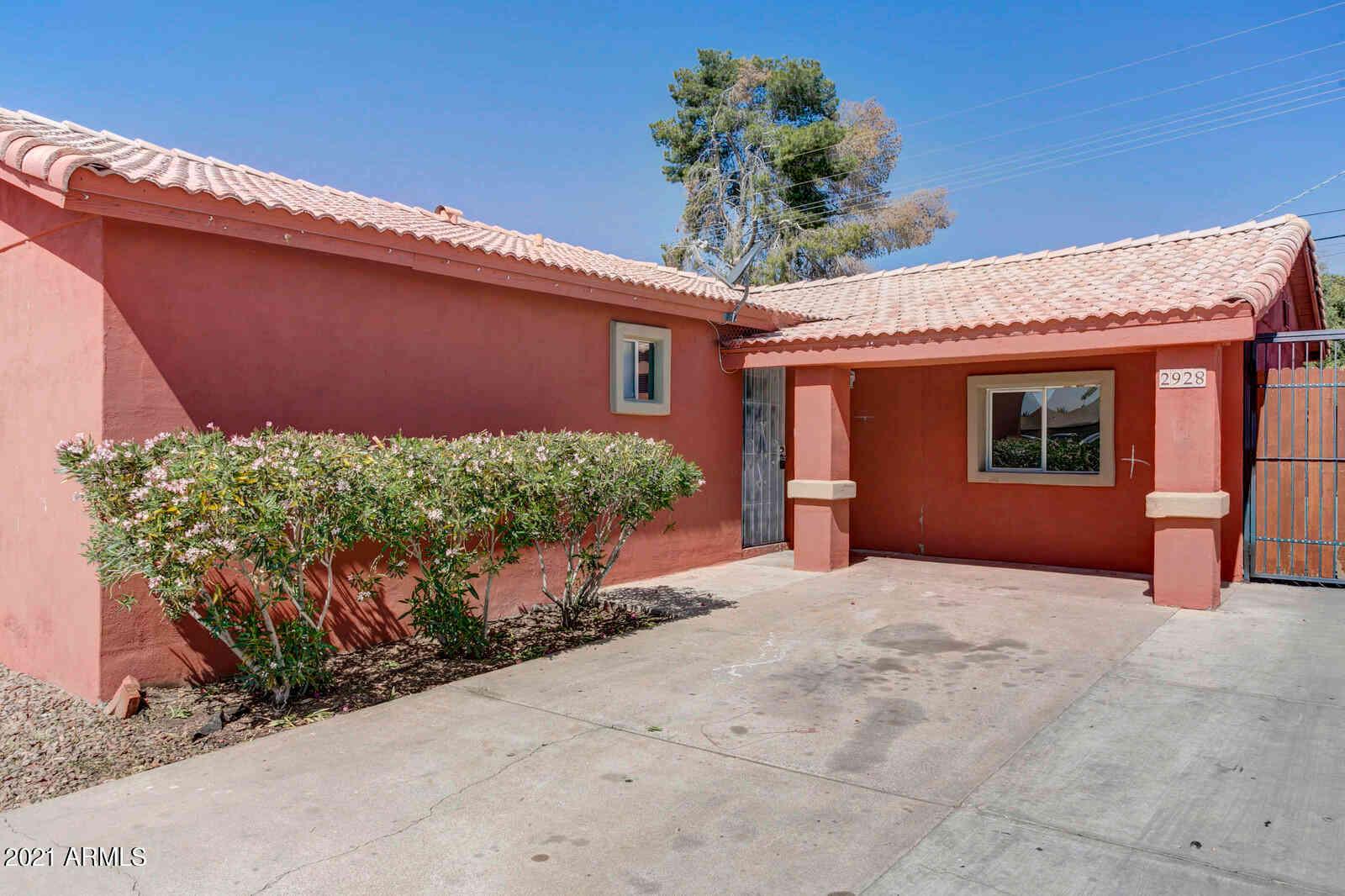 2928 N 53RD Avenue, Phoenix, AZ, 85031,