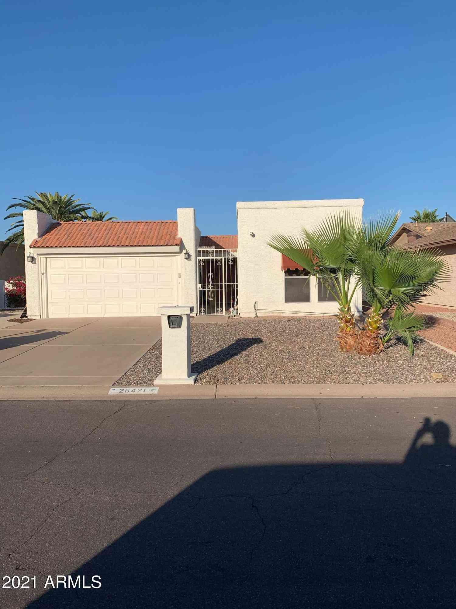 26421 S NICKLAUS Drive, Sun Lakes, AZ, 85248,