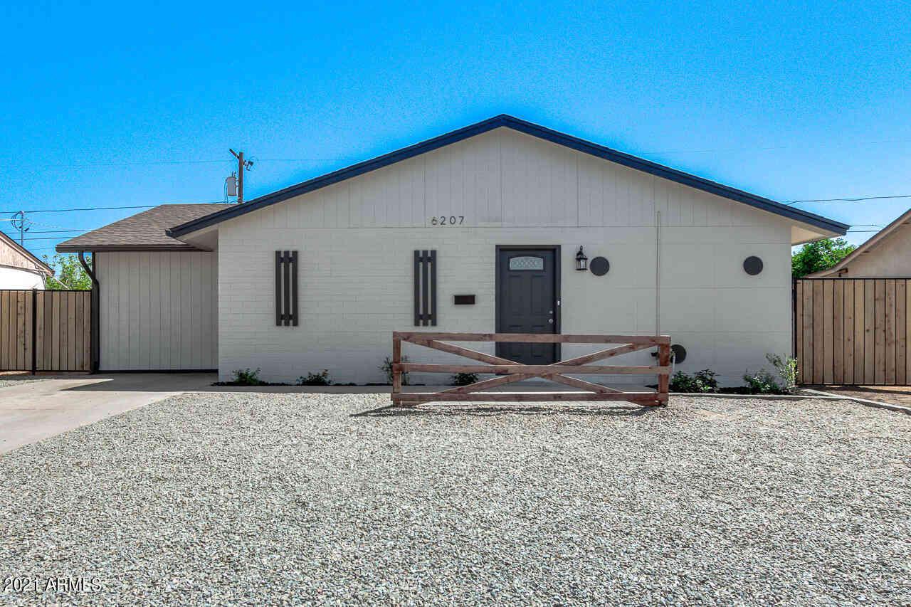 6207 W ROSE Lane, Glendale, AZ, 85301,