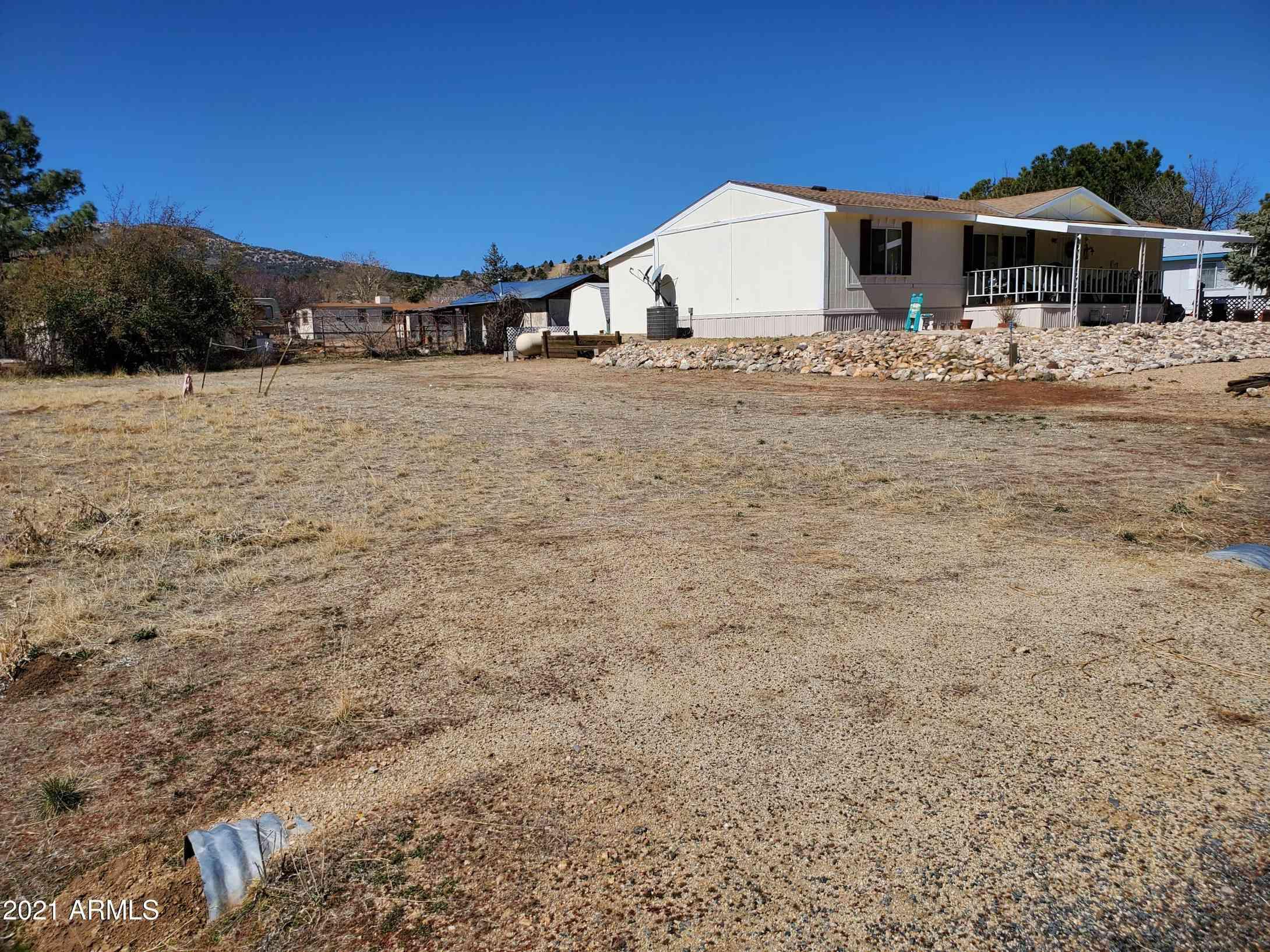 18388 S HENLEY Avenue #258, Peeples Valley, AZ, 86332,