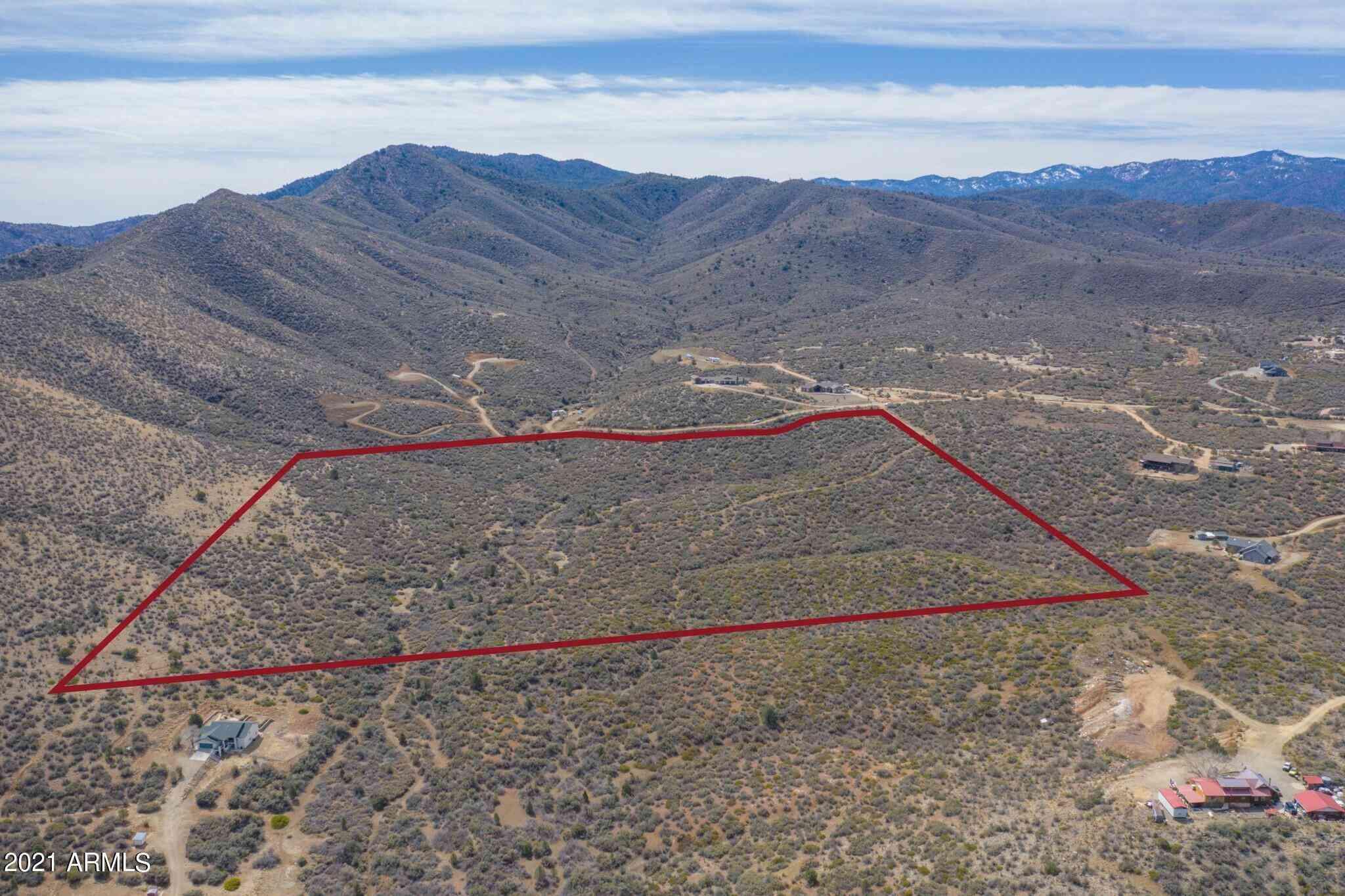 East E Vista Del Oro Drive #-, Prescott, AZ, 86303,