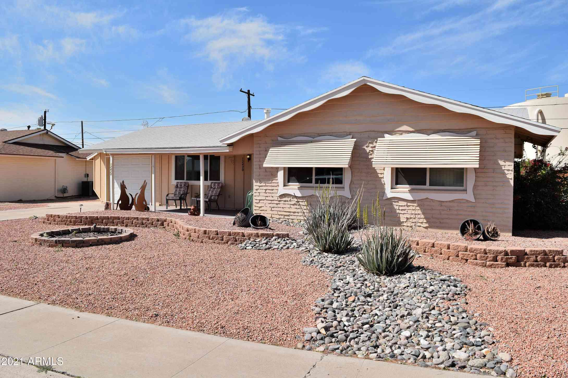 12420 N CHERRY HILLS Drive W, Sun City, AZ, 85351,