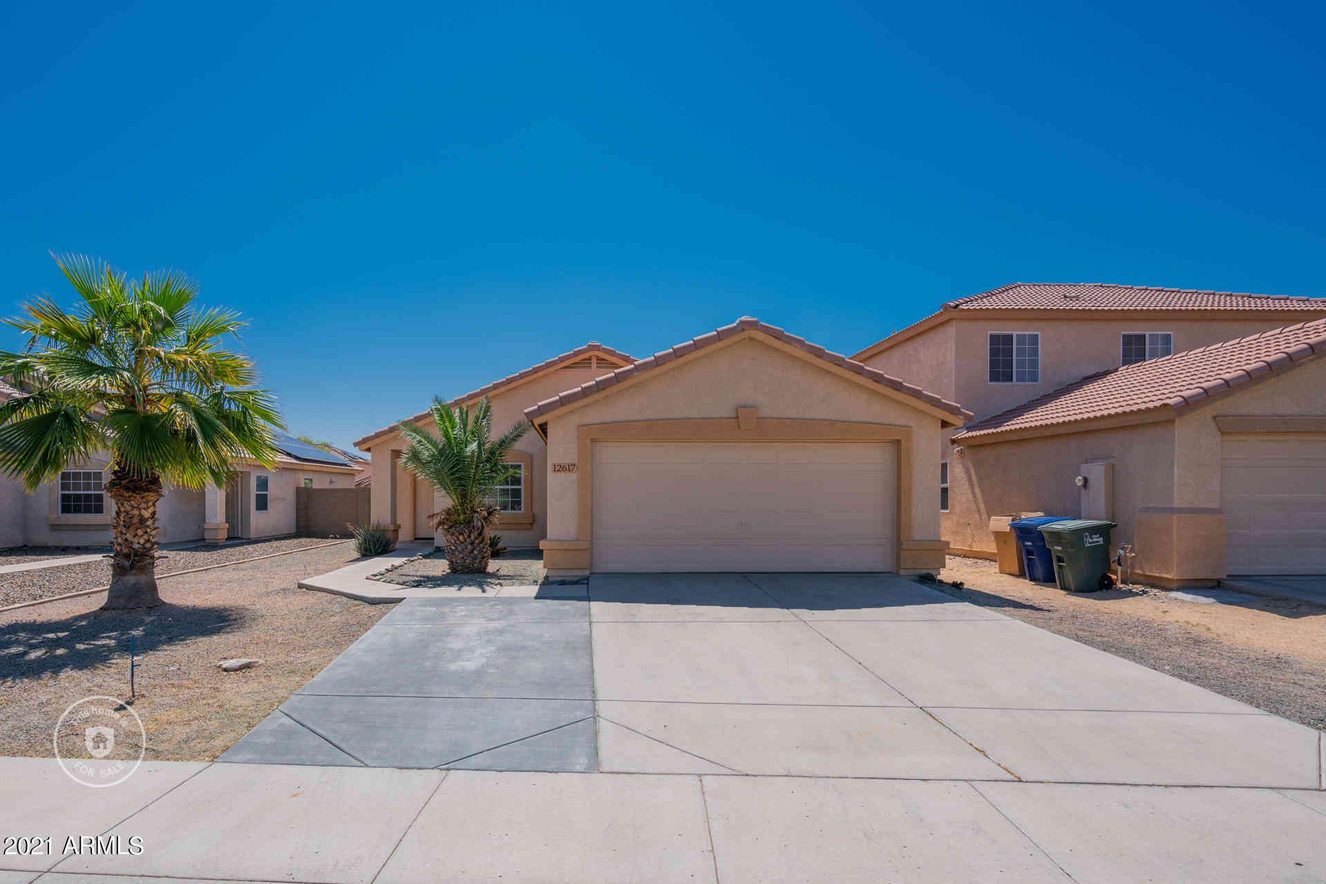 12617 W WINDROSE Drive, El Mirage, AZ, 85335,