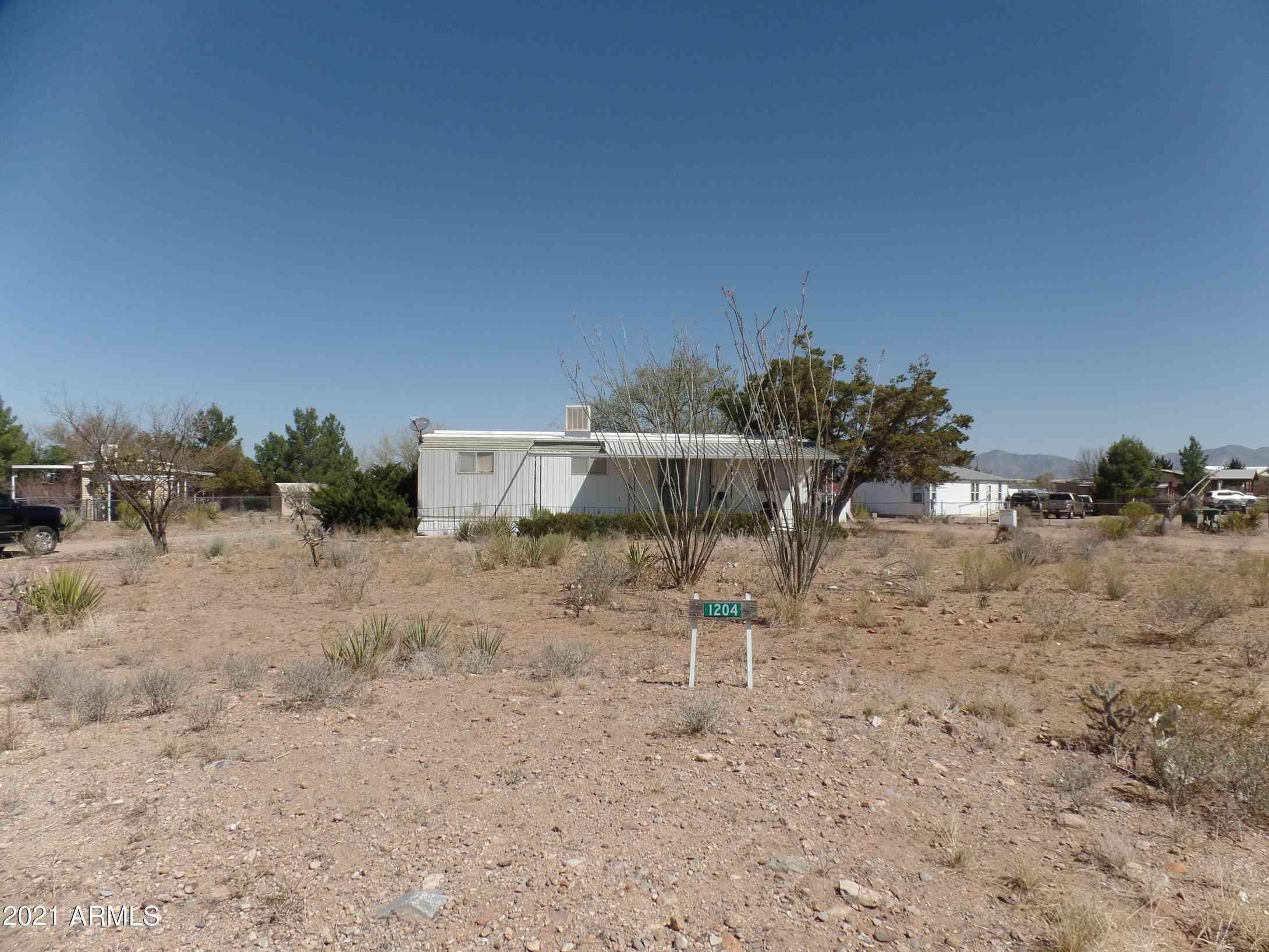 1204 N SAN PEDRO Way, Tombstone, AZ, 85638,