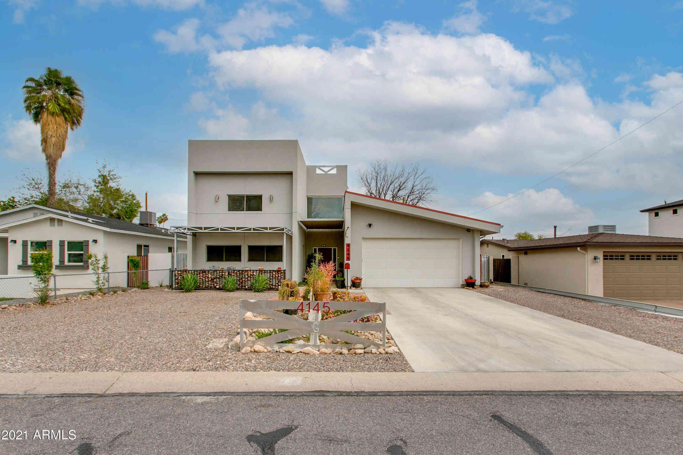 4145 N 42ND Street, Phoenix, AZ, 85018,