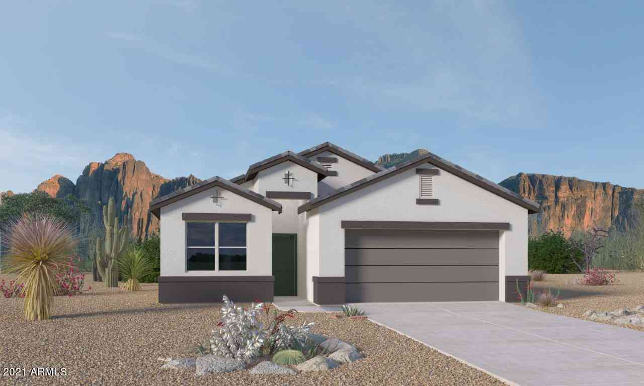 405 N 20TH Street, Coolidge, AZ, 85128,