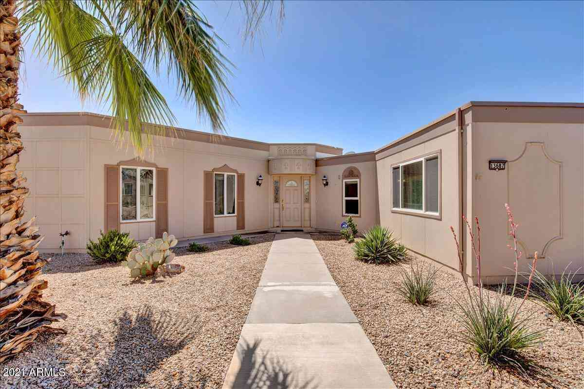 13687 N 108TH Drive, Sun City, AZ, 85351,