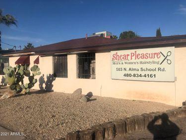 503 N ALMA SCHOOL Road, Mesa, AZ, 85201,