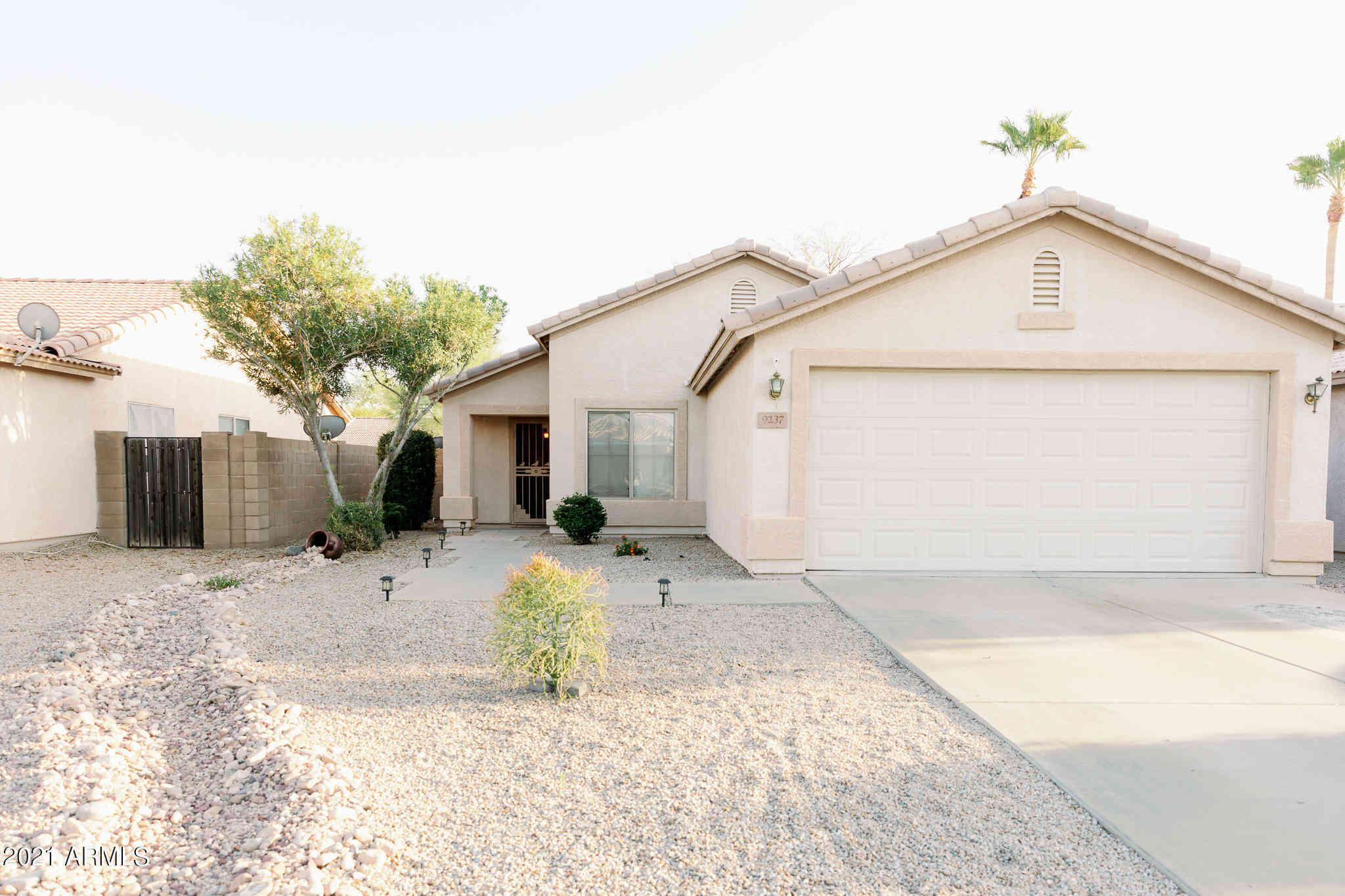 9237 W ROSS Avenue, Peoria, AZ, 85382,
