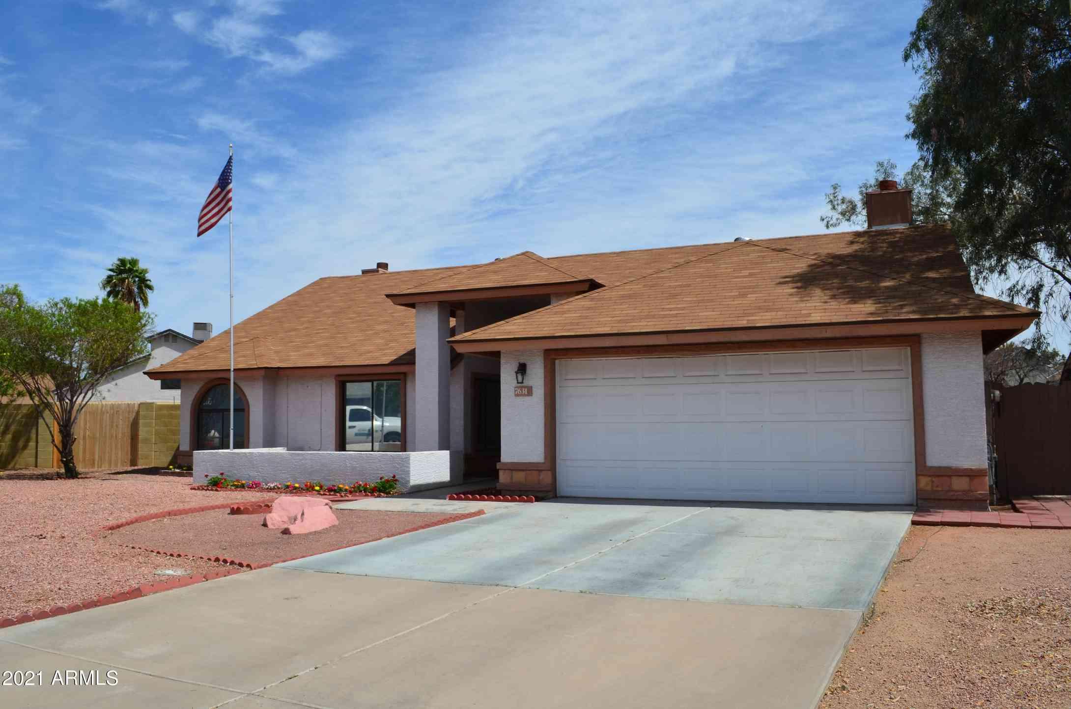 7631 W NORTH Lane, Peoria, AZ, 85345,