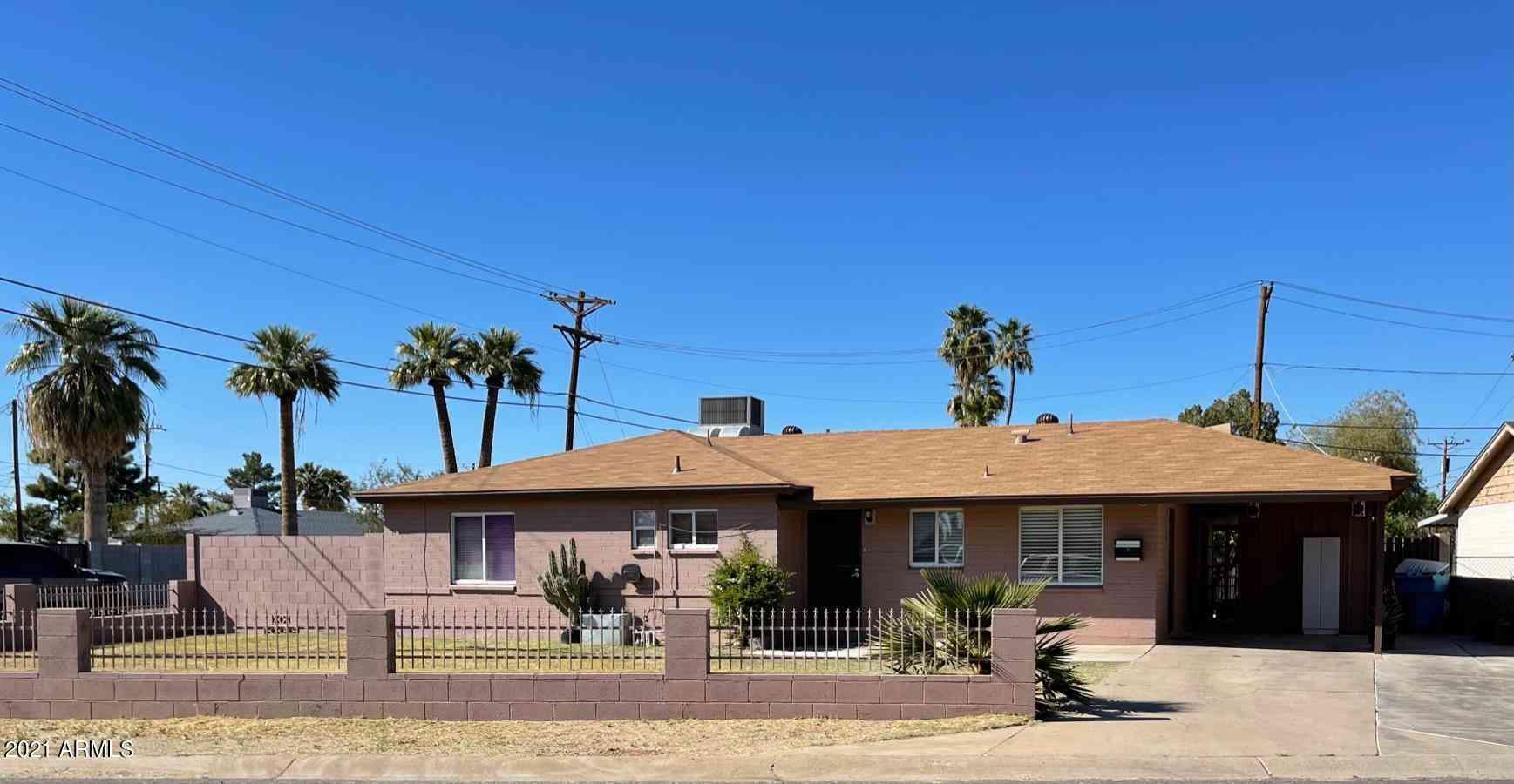 3644 W SAN JUAN Avenue, Phoenix, AZ, 85019,