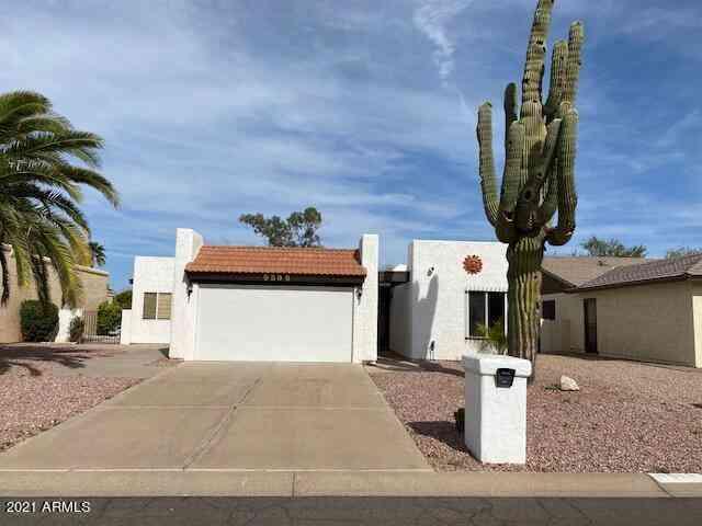 9509 E FAIRWAY Boulevard, Sun Lakes, AZ, 85248,