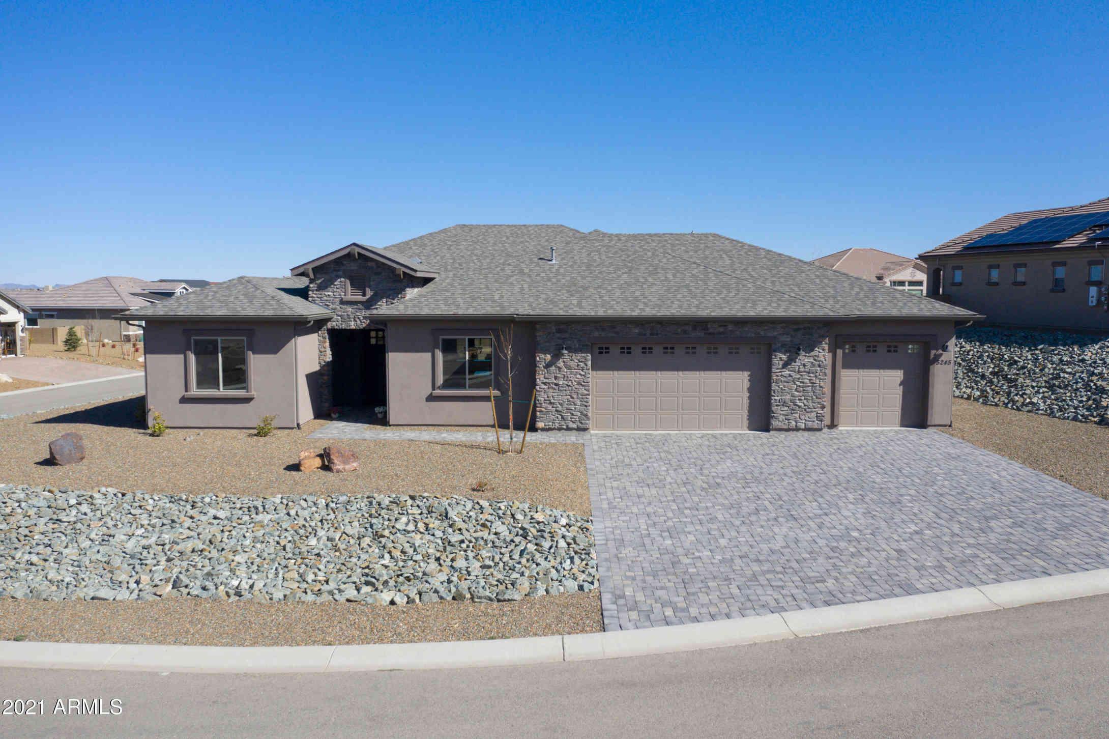 5245 IRON STONE Way, Prescott, AZ, 86301,