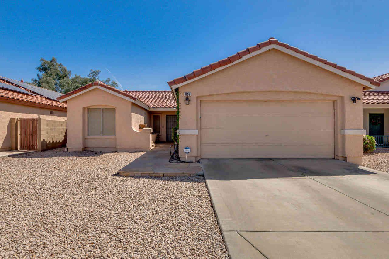 833 N LAYMAN Street, Chandler, AZ, 85225,