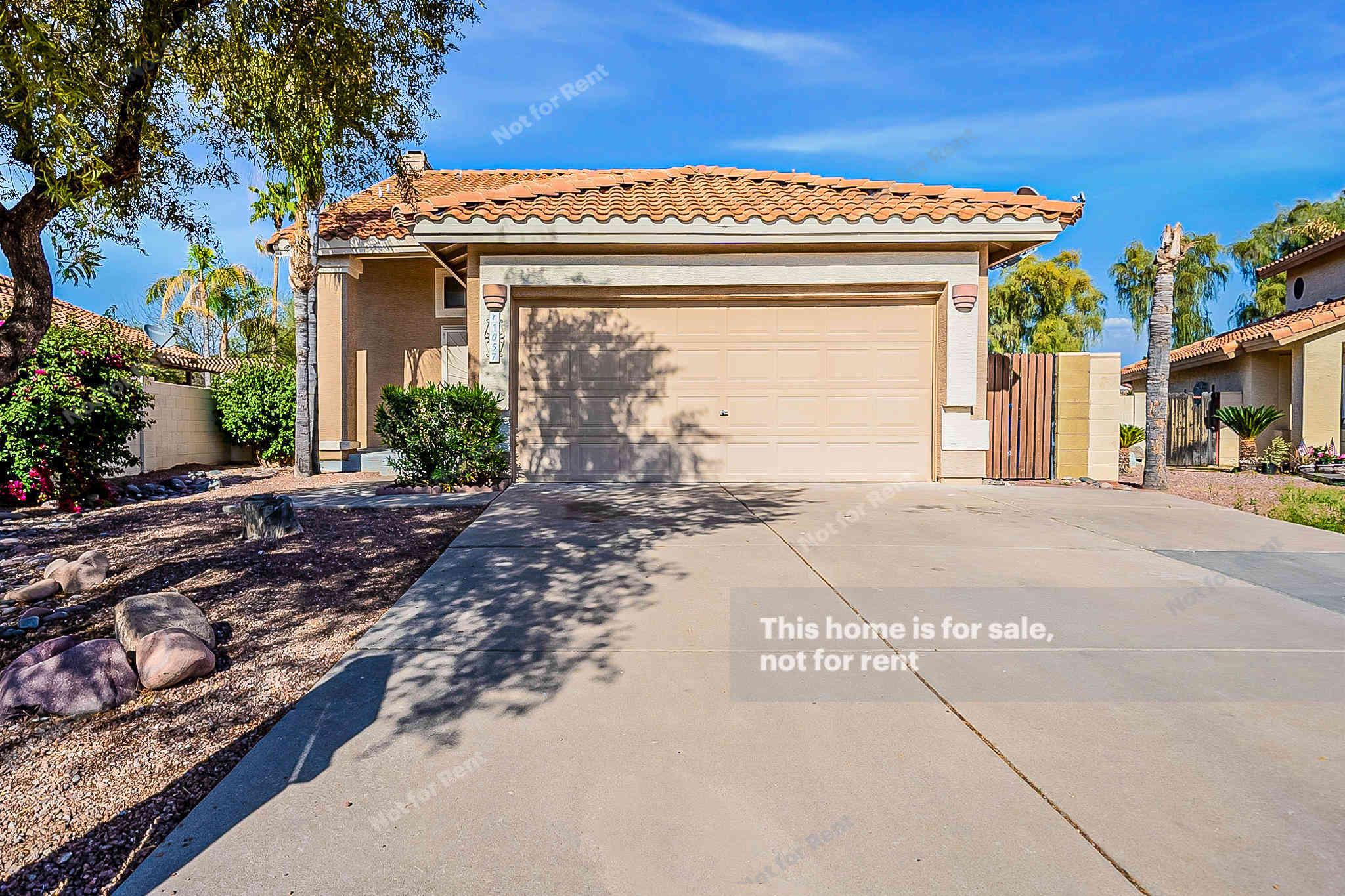 1057 N ARROYA --, Mesa, AZ, 85205,