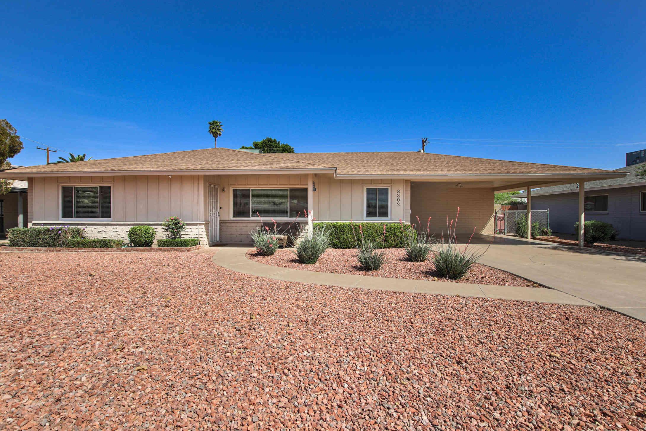 8302 E WINDSOR Avenue, Scottsdale, AZ, 85257,
