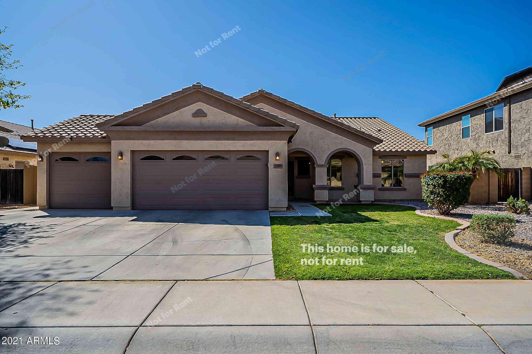 2687 W GOLDMINE MOUNTAIN Drive, Queen Creek, AZ, 85142,