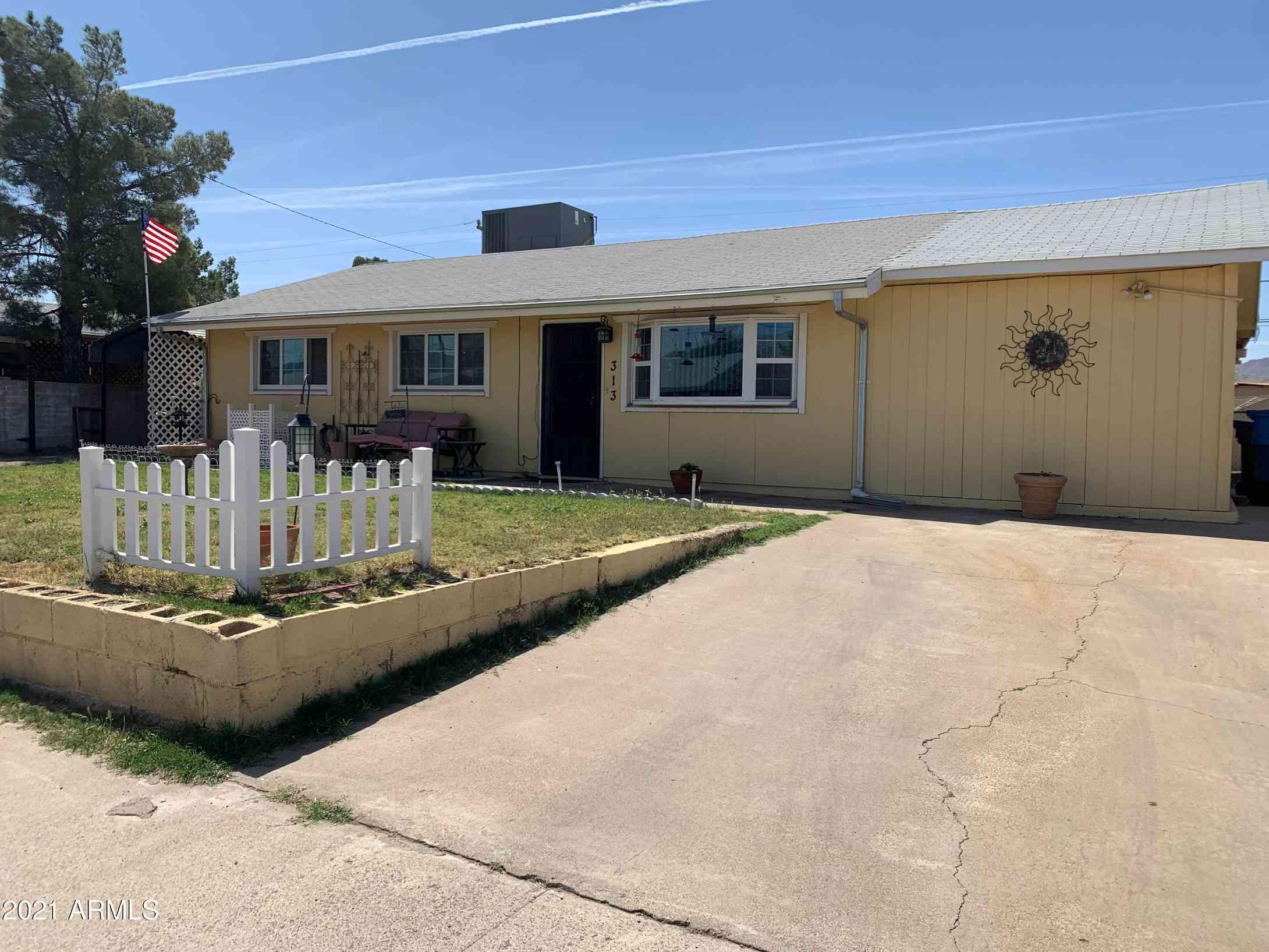 313 W FAIRHAVEN Road, Kearny, AZ, 85137,