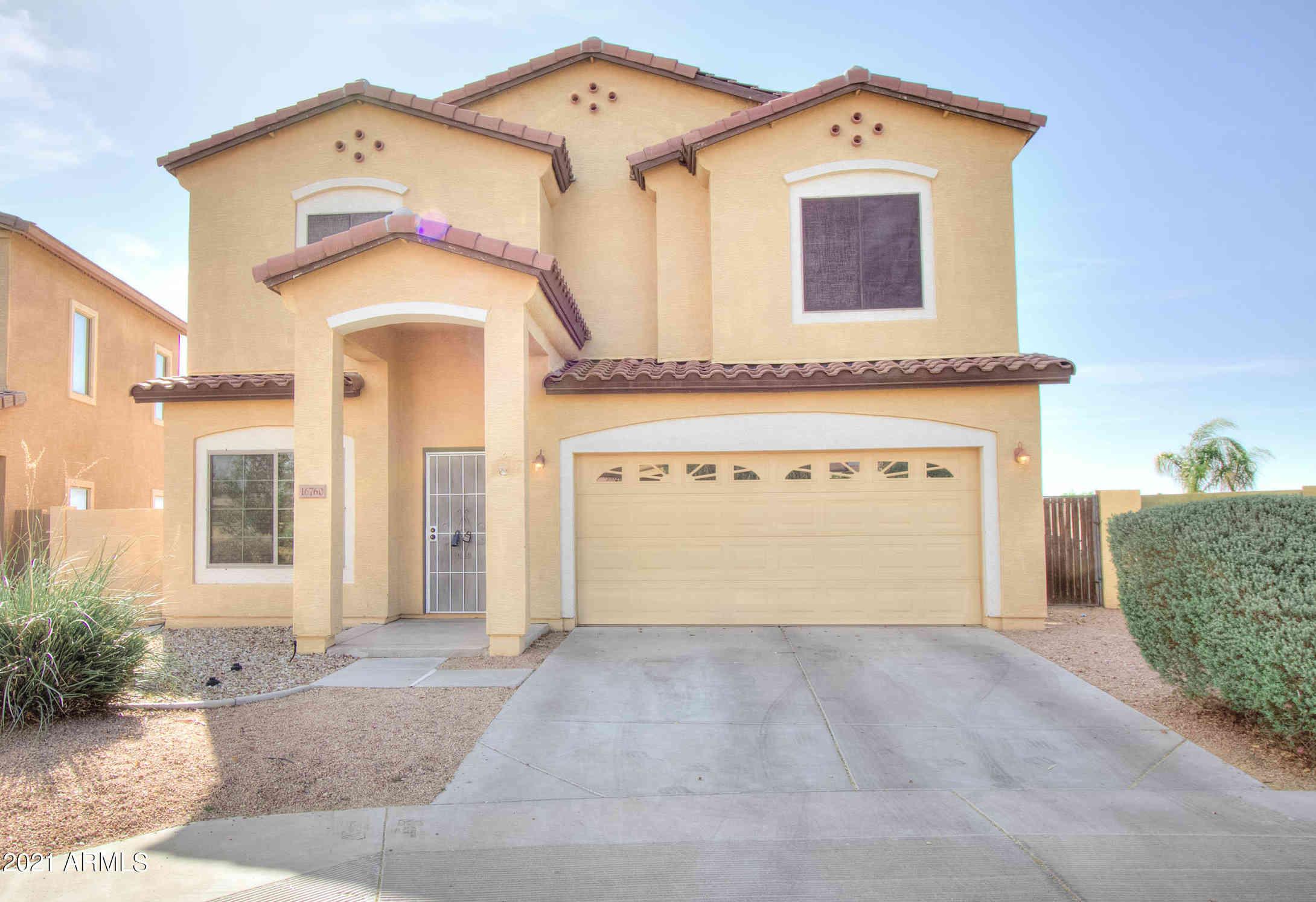 16760 N 177th Avenue, Surprise, AZ, 85388,
